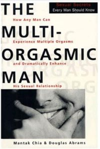 picture of the book cover Multi-Orgasmic Man